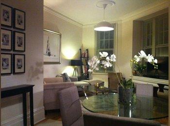 EasyRoommate UK - 2 Big, Bright & Beautiful Rooms in Hampstead - Hampstead, London - £245