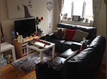 EasyRoommate UK - Double room to let in spacious ground floor flat - Chichester, Chichester - £420