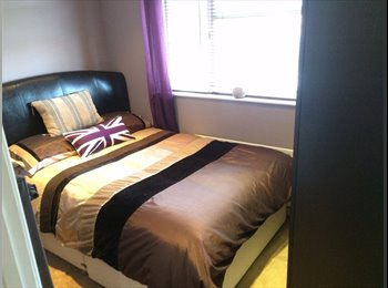 EasyRoommate UK - Fully Furnished Room To Let in Hamworthy, Poole - Hamworthy, Poole - £375