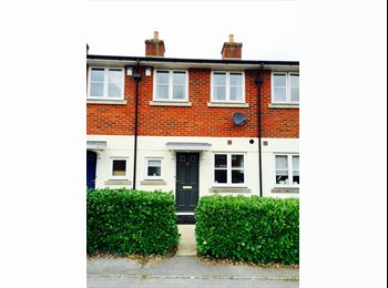 EasyRoommate UK - Double Room with built in Storage and parking - Fulflood, Winchester - £650