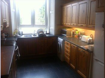 EasyRoommate UK - Room available. £300. 3 Bedroom Flat. From January - Newington, Edinburgh - £300