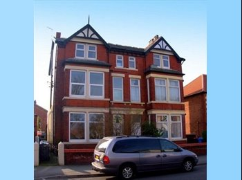 EasyRoommate UK - Fab Victorian house in St Annes - Squires Gate, Blackpool - £395