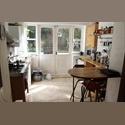 EasyRoommate UK Beautiful studio /room share w/ walled garden - Ladbroke Grove, West London, London - £ 780 per Month - Image 1