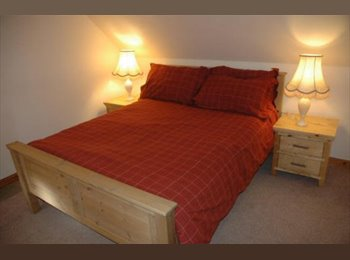 EasyRoommate UK - great modern double rooms availabl range from 110 - Central Bletchley, Milton Keynes - £520