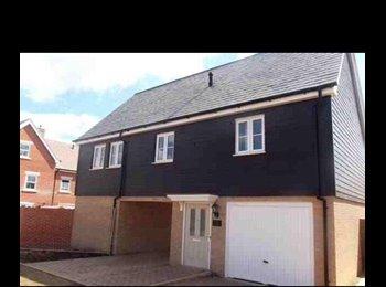 EasyRoommate UK - Large double room £500pcm - Biggleswade, Biggleswade - £500