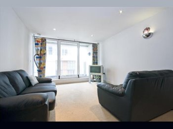 EasyRoommate UK - Royal Victoria 1 Bed to rent - North Woolwich, London - £1517