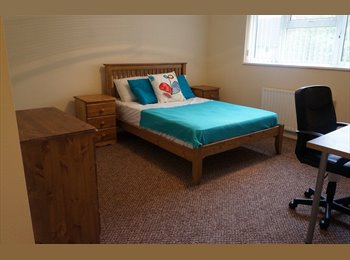 EasyRoommate UK - 4 DOUBLE BEDROOM HOUSE IN CANLEY - Canley, Coventry - £1600