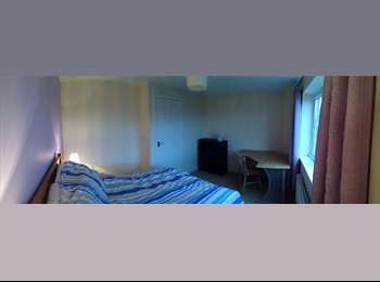 EasyRoommate UK - Double room with bathroom  - Newcastle-under-Lyme, Newcastle under Lyme - £350