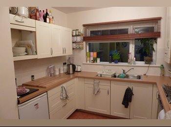 EasyRoommate UK - Spacious double room & ensuite plus extra room - Cheltenham, Cheltenham - £350