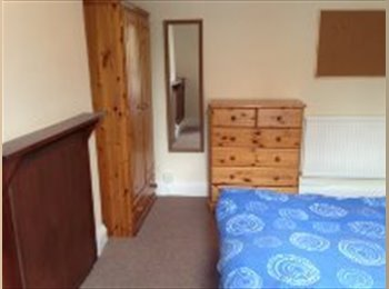 EasyRoommate UK - Furnished double room available now - St John's, Worcester - £340
