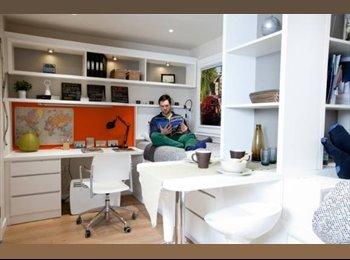 EasyRoommate UK - Twin Room to Let - Whitechapel, London - £1473