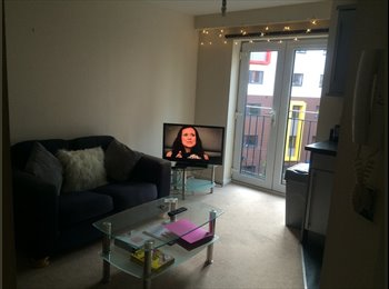 EasyRoommate UK - Two flatmates wanted - Newcastle City Centre, Newcastle upon Tyne - £360