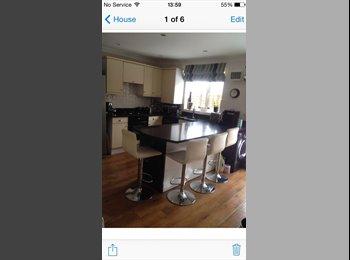 EasyRoommate UK - Room to rent - Stratford-upon-Avon, Stratford-upon-Avon - £520