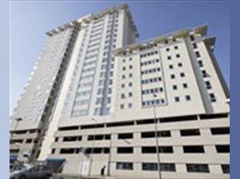 EasyRoommate UK - Liberty Bridge Student accommodation Flat 711E - Cardiff City, Cardiff - £516