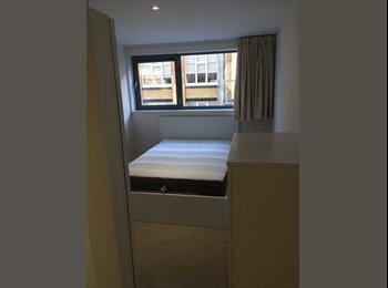 EasyRoommate UK - Double Bed in Bermondsey for £210 per week! - Bermondsey, London - £910