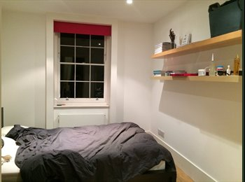 EasyRoommate UK - Double bedroom in De Beauvoir Town, Haggerston - Islington, London - £942