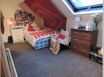 EasyRoommate UK - Spacious double bedroom available - all bills inc. - Hyde Park, Leeds - £400