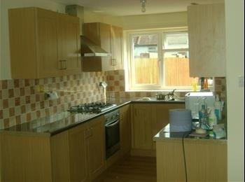 EasyRoommate UK - 5 BED HOUSE - HYDE PARK / HEADINGLEY (FULLY RENOVA - Hyde Park, Leeds - £295