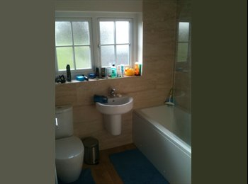 EasyRoommate UK - double bedroom and bathroom in brand new house - Moston, Manchester - £400
