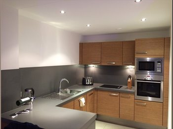 EasyRoommate UK - Central M4 Modern Apartment - Green Quarter - Manchester City Centre, Manchester - £650