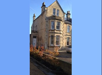 EasyRoommate UK - Double room available in a first floor flat  - Weston, Bath and NE Somerset - £390