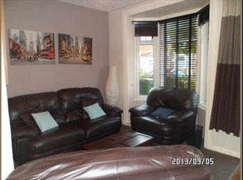 EasyRoommate UK - Nice fully furnished house in Southsea - Southsea, Portsmouth - £360