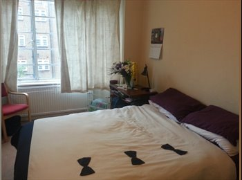 EasyRoommate UK - Large double close to Kilburn Station - Kilburn, London - £600