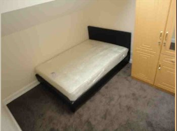 EasyRoommate UK - Double Bed-room to rent in 2 bed flat - Roundhay, Leeds - £250