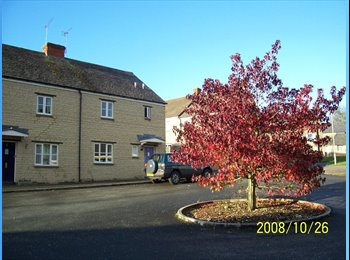 EasyRoommate UK - Double bedroom in Middle Barton - Chipping Norton, Chipping Norton - £500