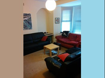 EasyRoommate UK - Double Room/Heaton Park Road/NE6 5AP - Heaton, Newcastle upon Tyne - £303