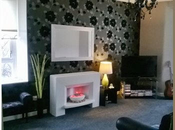 EasyRoommate UK - Cosy Flatshare near Dennistoun £350 (inc bills) - Riddrie, Glasgow - £350