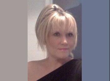 EasyRoommate UK - Claudette - 47 - Basingstoke and Deane
