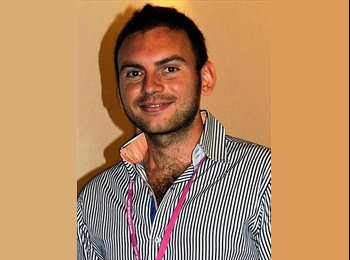 EasyRoommate UK - Vincenzo - 29 - Glasgow