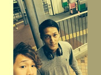 EasyRoommate UK - Takahiro  - 21 - Newcastle upon Tyne