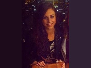 EasyRoommate UK - Roisin - 21 - Glasgow