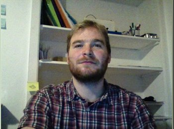 EasyRoommate UK - Jakub - 29 - Edinburgh