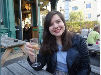 EasyRoommate UK - Alice - 25 - Edinburgh