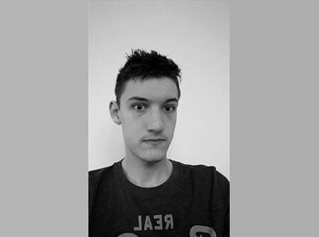 EasyRoommate UK - Sean - 20 - Manchester