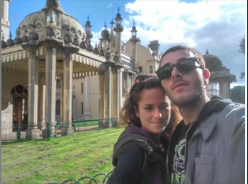 EasyRoommate UK - Pedro and Luisa - 58 - Brighton and Hove