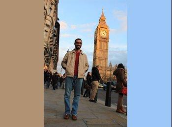 EasyRoommate UK - Ahmed  - 58 - Winchester