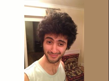EasyRoommate UK - Ali - 26 - United Kingdom