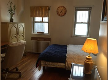 EasyRoommate US Room rental in trendy area of NewJersey,Union City - Midtown West, Manhattan, New York City - $675 per Month(s),$156 per Week$0 per Day - Image 1