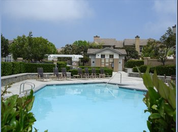 EasyRoommate US - Town home 3b 3b + garage/office space rent option - Dana Point, Orange County - $950