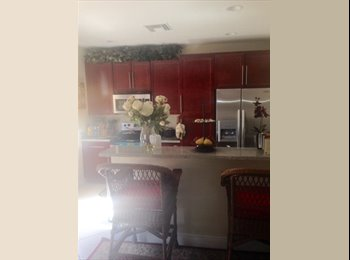 EasyRoommate US - NICE IKEA FURNISHED ROOM AVAILABLE !! $50 OFF 1st! - Oakland Park, Ft Lauderdale Area - $650