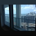 EasyRoommate US 31st floor luxury apartment with fantastic views - Downtown, Miami - $ 1300 per Month(s) - Image 1