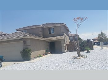 EasyRoommate US - room for rent in victorville ca 350$ - Victorville, Southeast California - $350