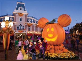 EasyRoommate US - Private Rm/shared bath, Disneyland/Convention ctr - West Anaheim, Anaheim - $700