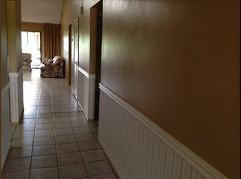 EasyRoommate US - Room with bath 500 (Debary/Deltona) - Volusia County, Orlando Area - $500