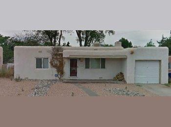 EasyRoommate US - Third Roommate Needed - North East Quadrant, Albuquerque - $390