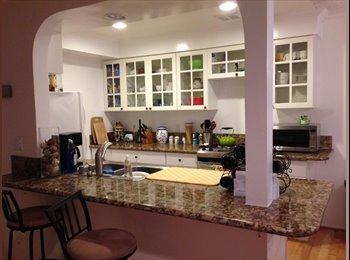 EasyRoommate US - 1 bdrm/bath in 3 bdrm apartment - Santa Monica, Los Angeles - $1350